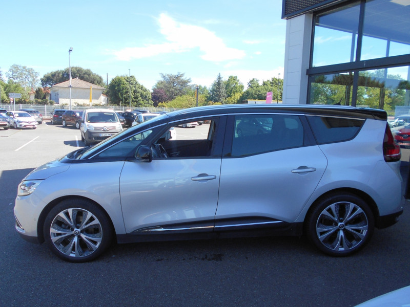 Renault Grand Scenic dCi 110 Energy EDC Intens Gris occasion à Bessières - photo n°6