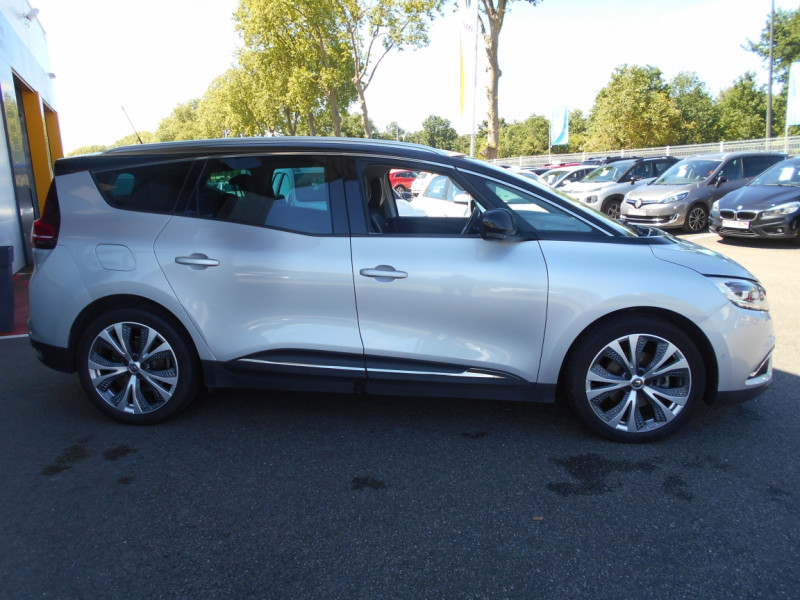 Renault Grand Scenic dCi 110 Energy EDC Intens Gris occasion à Bessières - photo n°3
