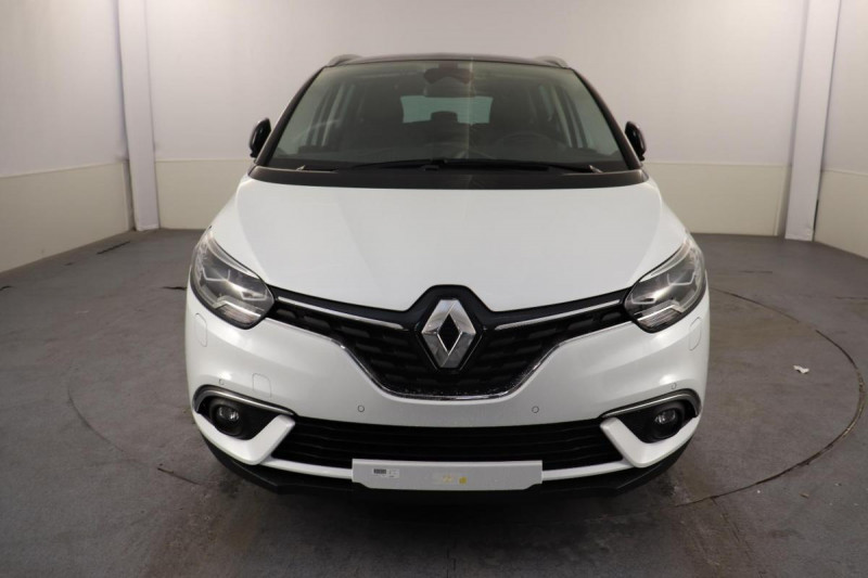 Renault Grand Scenic IV Blue dCi 120 EDC Intens Blanc occasion à Toulouse - photo n°2