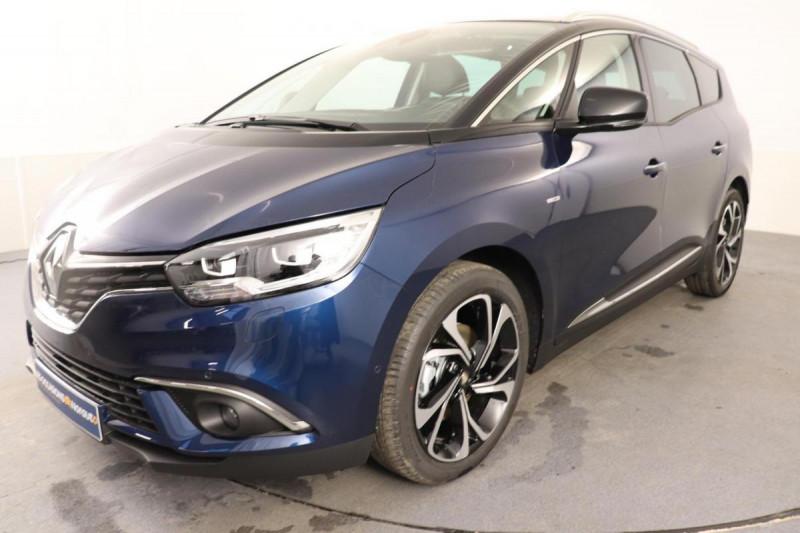 Renault Grand Scenic IV Blue dCi 120 EDC Intens Bleu occasion à Brest