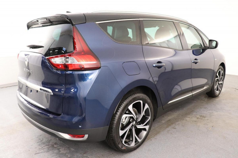 Renault Grand Scenic IV Blue dCi 120 EDC Intens Bleu occasion à Toulouse - photo n°3