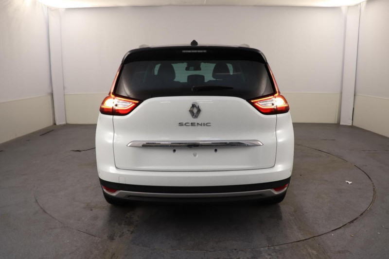 Renault Grand Scenic IV Blue dCi 120 EDC Intens Blanc occasion à Toulouse - photo n°4
