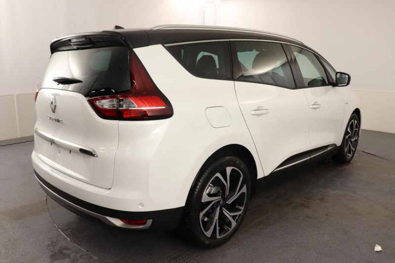Renault Grand Scenic IV Blue dCi 120 EDC Intens Blanc occasion à Brest - photo n°3