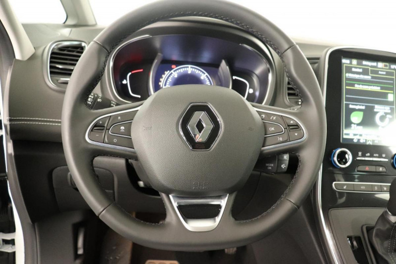 Renault Grand Scenic IV Blue dCi 120 EDC Intens Blanc occasion à Brest - photo n°12