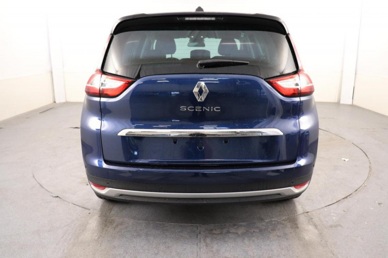 Renault Grand Scenic IV Blue dCi 120 EDC Intens Bleu occasion à Toulouse - photo n°4