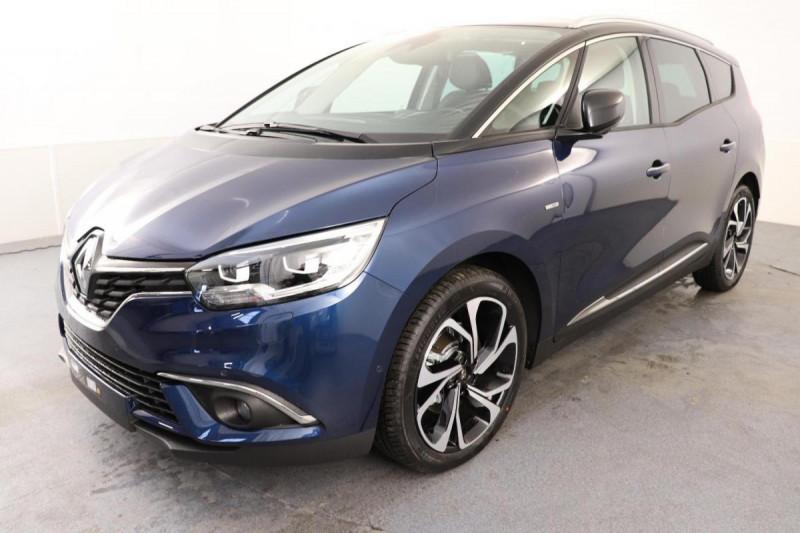 Renault Grand Scenic IV Blue dCi 120 EDC Intens Bleu occasion à Toulouse