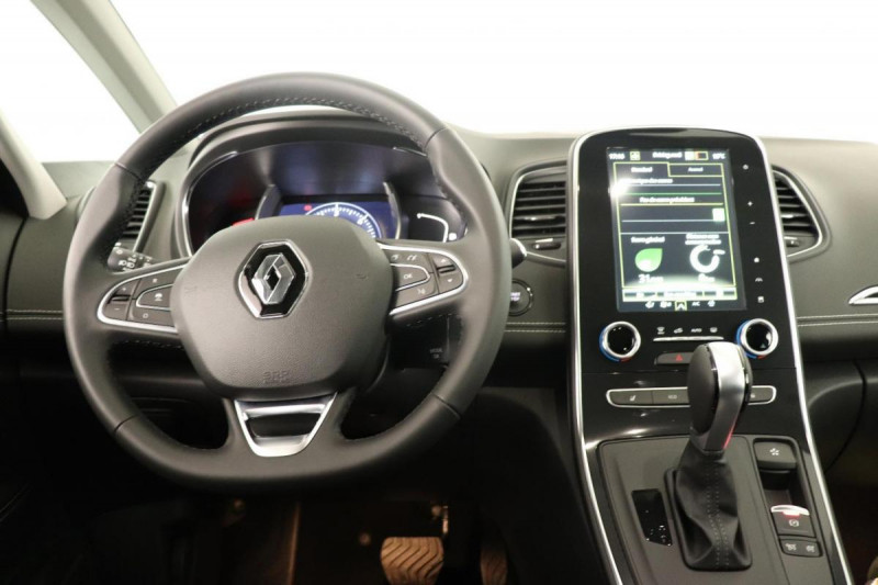 Renault Grand Scenic IV Blue dCi 120 EDC Intens Blanc occasion à Brest - photo n°5