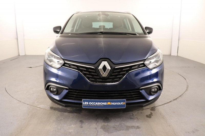 Renault Grand Scenic IV Blue dCi 120 EDC Intens Bleu occasion à Brest - photo n°2