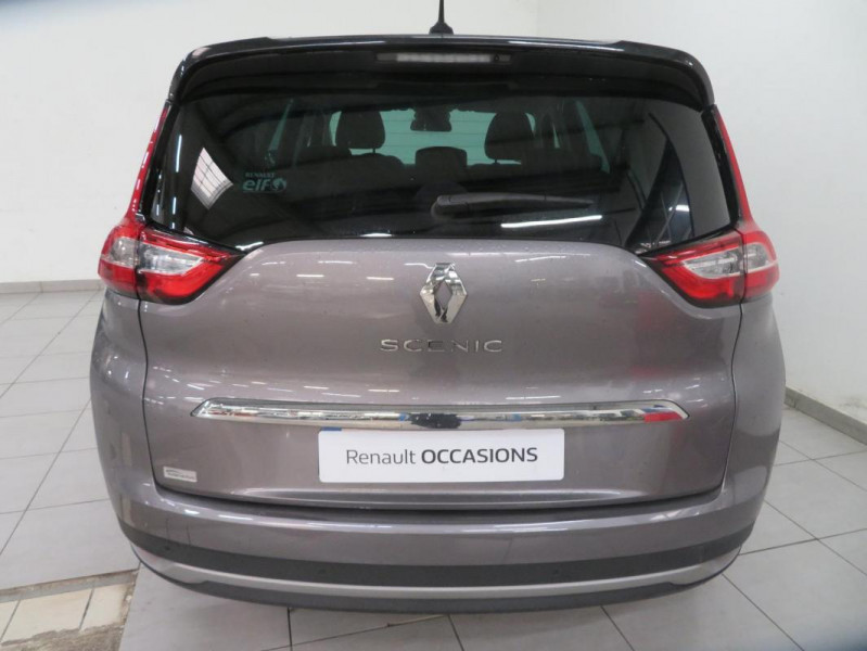 Renault Grand Scenic IV Blue dCi 120 EDC Intens Gris occasion à QUIMPER - photo n°9