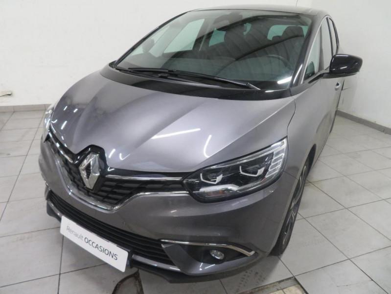 Renault Grand Scenic IV Blue dCi 120 EDC Intens Gris occasion à QUIMPER