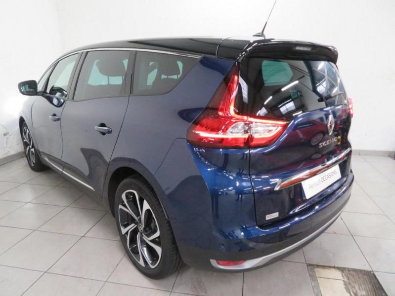 Renault Grand Scenic IV Blue dCi 120 EDC Intens Bleu occasion à QUIMPER - photo n°6