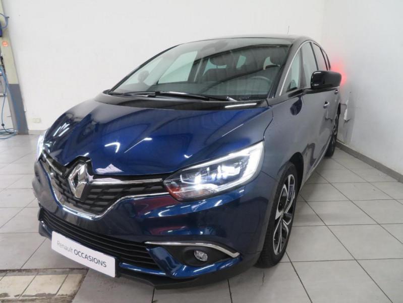 Renault Grand Scenic IV Blue dCi 120 EDC Intens Bleu occasion à QUIMPER