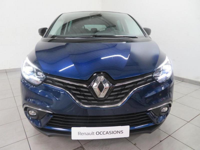 Renault Grand Scenic IV Blue dCi 120 EDC Intens Bleu occasion à QUIMPER - photo n°3