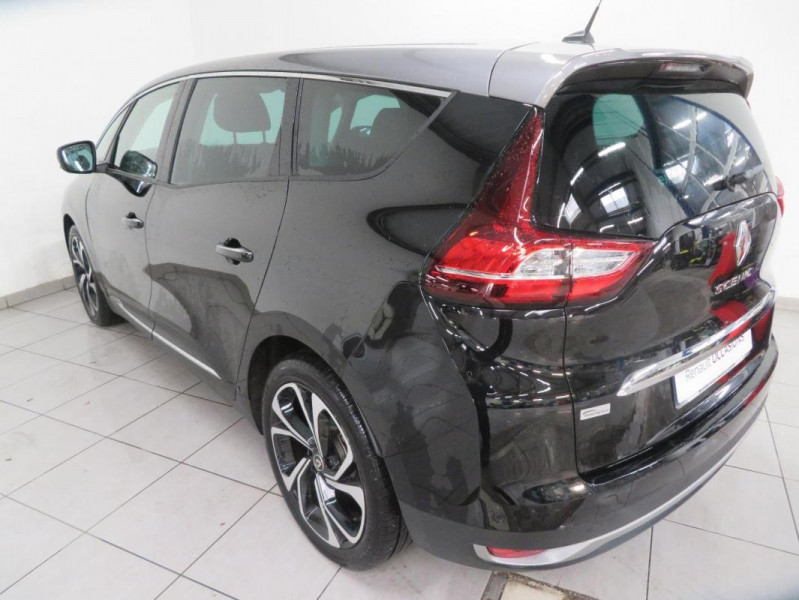 Renault Grand Scenic IV Blue dCi 120 Intens Noir occasion à QUIMPER - photo n°8