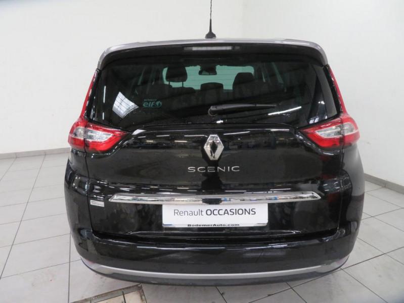 Renault Grand Scenic IV Blue dCi 120 Intens Noir occasion à QUIMPER - photo n°9