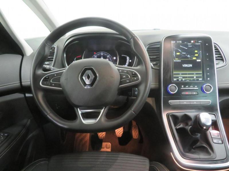 Renault Grand Scenic IV Blue dCi 120 Intens Gris occasion à QUIMPER - photo n°12