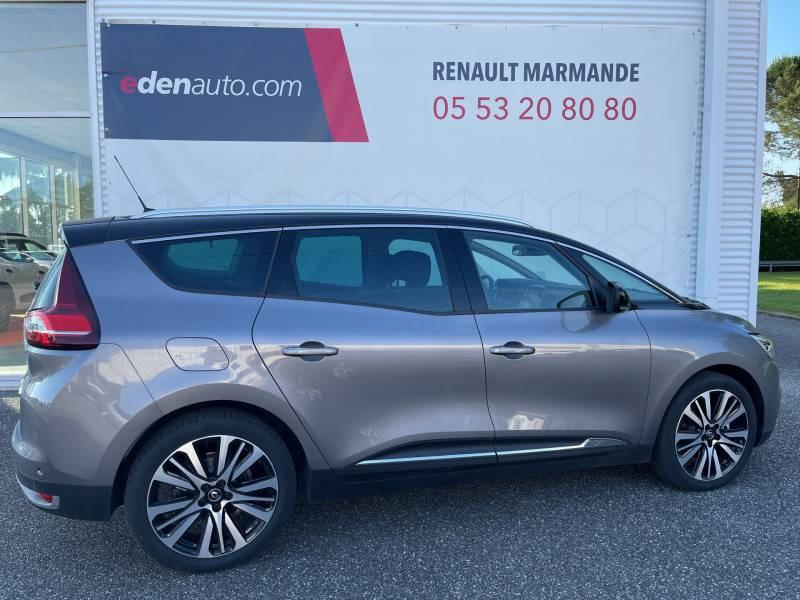 Renault Grand Scenic IV Blue dCi 150 EDC Initiale Paris Gris occasion à Sainte-Bazeille - photo n°2