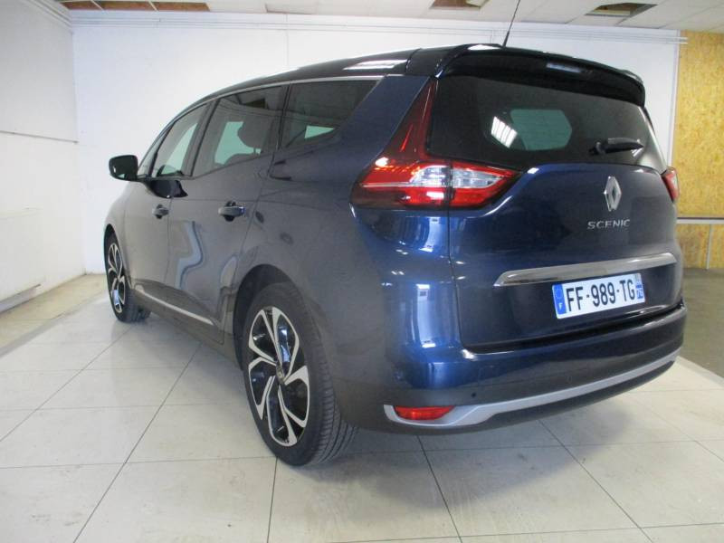 Renault Grand Scenic IV Blue dCi 150 EDC Intens  occasion à CHERBOURG-EN-COTENTIN - photo n°3