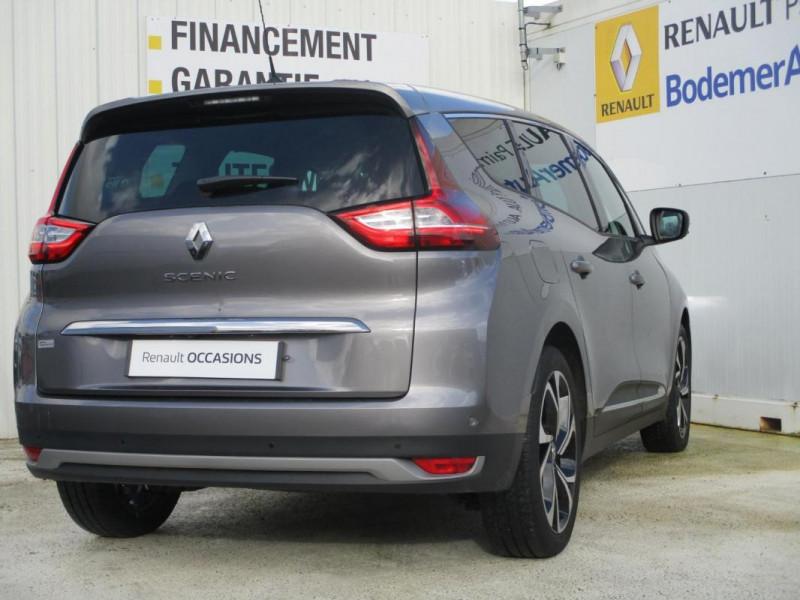 Renault Grand Scenic IV Blue dCi 150 Intens Gris occasion à PAIMPOL - photo n°12