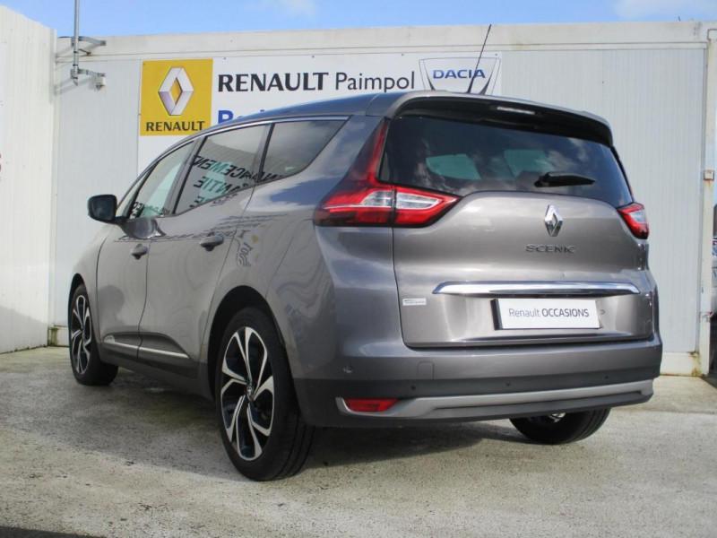 Renault Grand Scenic IV Blue dCi 150 Intens Gris occasion à PAIMPOL - photo n°2