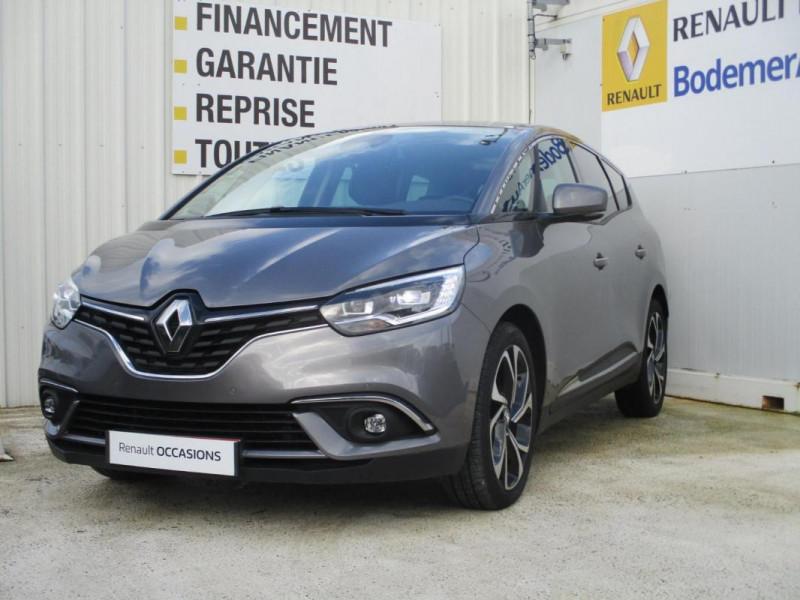 Renault Grand Scenic IV Blue dCi 150 Intens Gris occasion à PAIMPOL - photo n°11