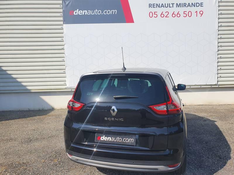 Renault Grand Scenic IV BUSINESS Blue dCi 120 EDC - 21 Noir occasion à Moncassin - photo n°4