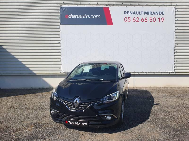 Renault Grand Scenic IV BUSINESS Blue dCi 120 EDC - 21 Noir occasion à Moncassin