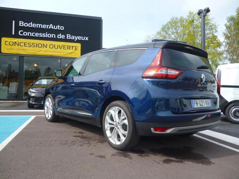 Renault Grand Scenic IV BUSINESS Blue dCi 120 EDC Bleu occasion à BAYEUX - photo n°4