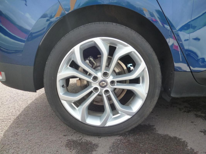 Renault Grand Scenic IV BUSINESS Blue dCi 120 EDC Bleu occasion à BAYEUX - photo n°9
