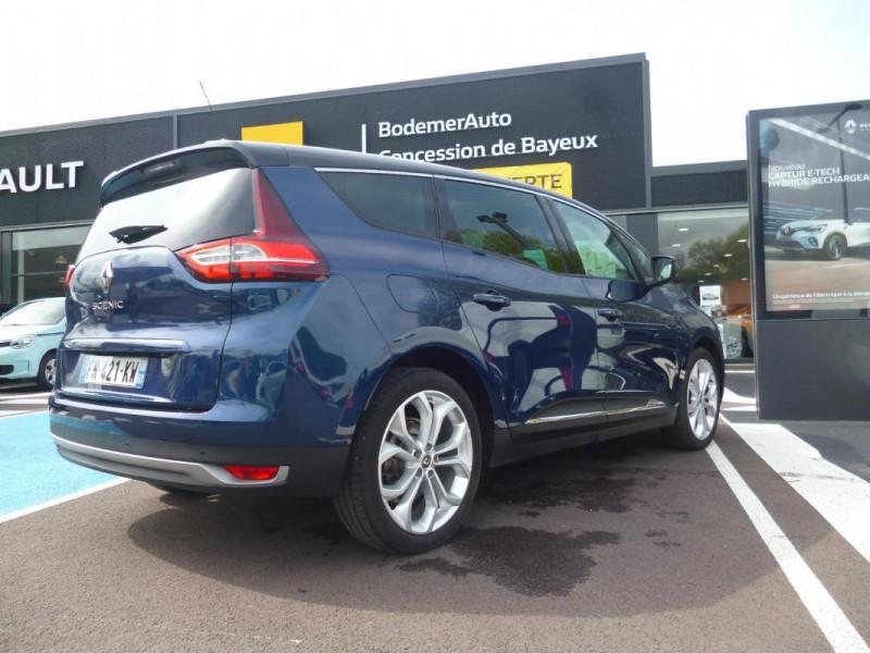 Renault Grand Scenic IV BUSINESS Blue dCi 120 EDC Bleu occasion à BAYEUX - photo n°3