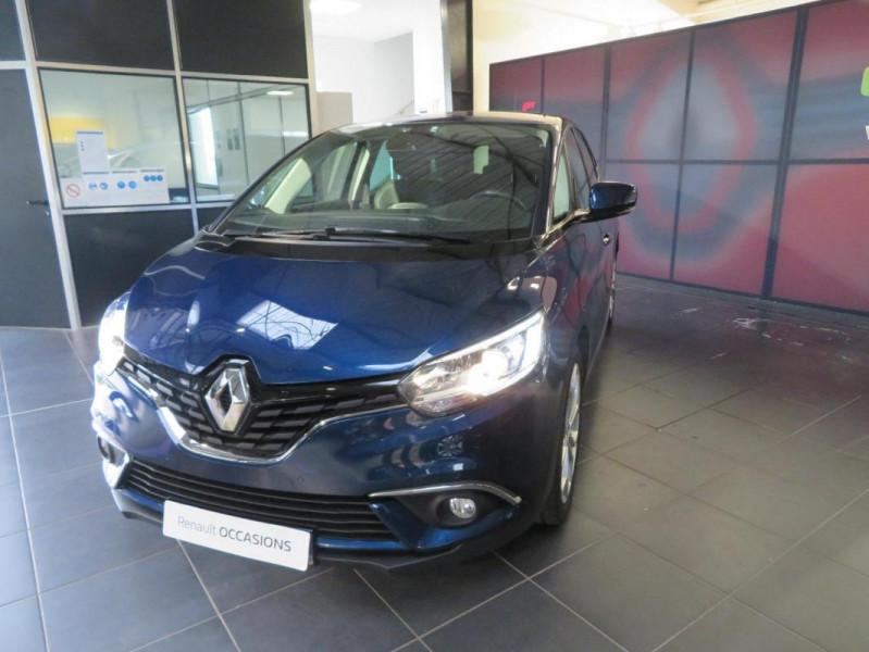 Renault Grand Scenic IV BUSINESS Blue dCi 120 Bleu occasion à QUIMPER