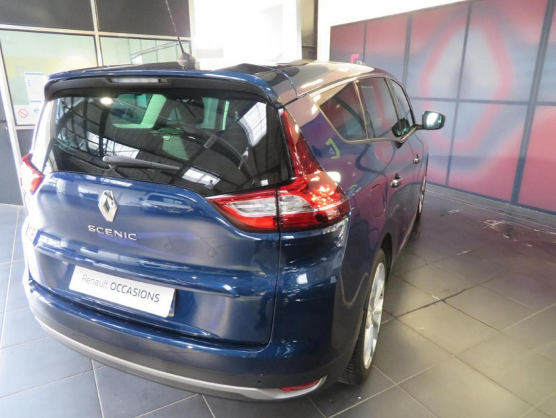 Renault Grand Scenic IV BUSINESS Blue dCi 120 Bleu occasion à QUIMPER - photo n°5