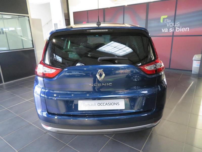 Renault Grand Scenic IV BUSINESS Blue dCi 120 Bleu occasion à QUIMPER - photo n°7