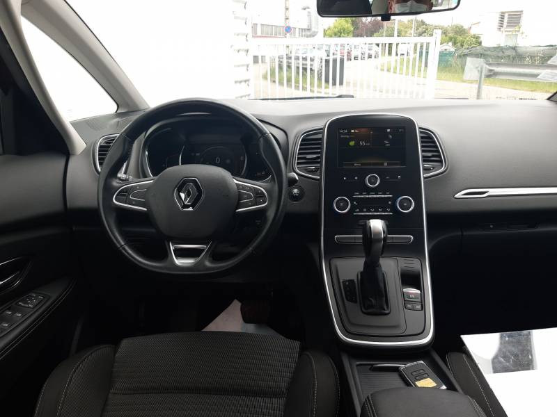 Renault Grand Scenic IV BUSINESS dCi 110 Energy EDC 7 pl Rouge occasion à Agen - photo n°8