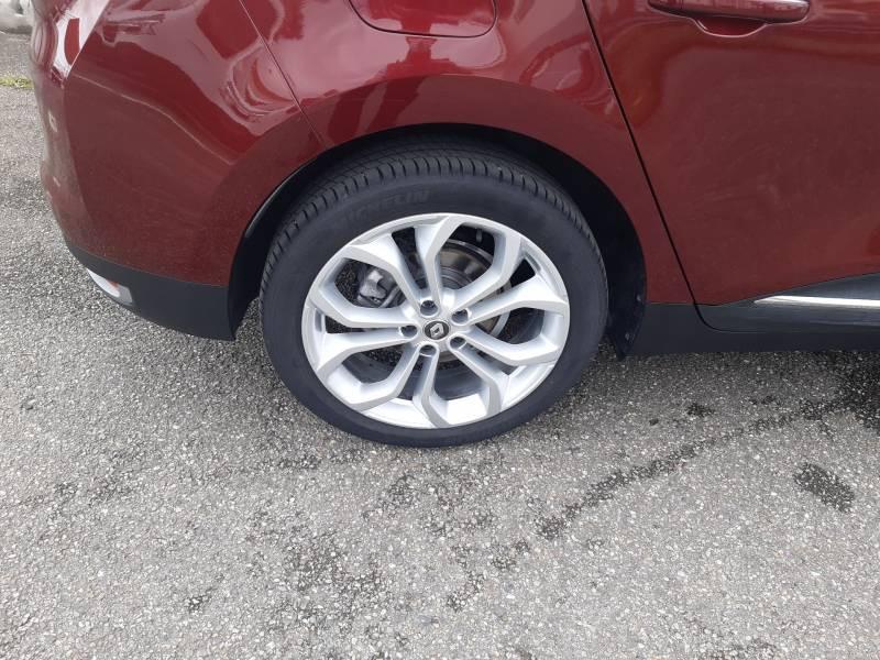 Renault Grand Scenic IV BUSINESS dCi 110 Energy EDC 7 pl Rouge occasion à Agen - photo n°6