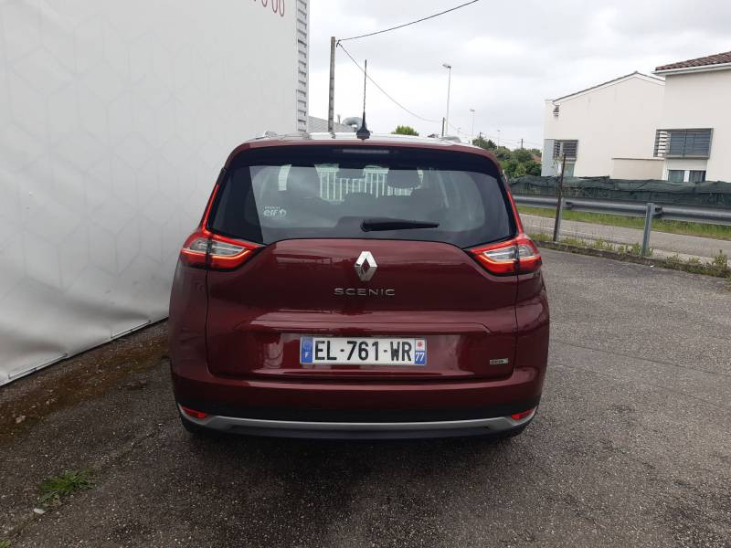 Renault Grand Scenic IV BUSINESS dCi 110 Energy EDC 7 pl Rouge occasion à Agen - photo n°4