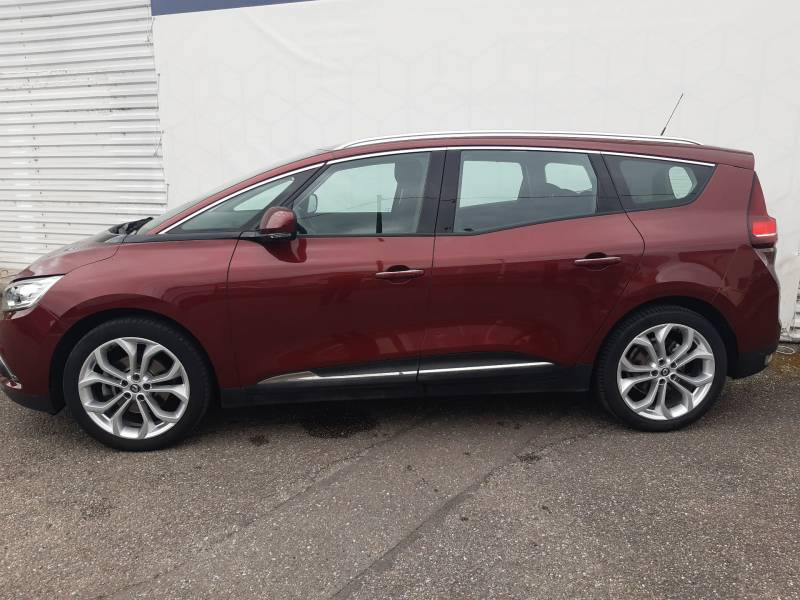 Renault Grand Scenic IV BUSINESS dCi 110 Energy EDC 7 pl Rouge occasion à Agen - photo n°3