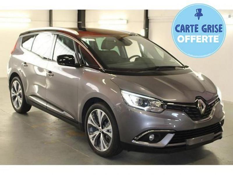 Renault Grand Scenic IV dCi 110 Energy EDC Intens Gris occasion à ARGENTAN