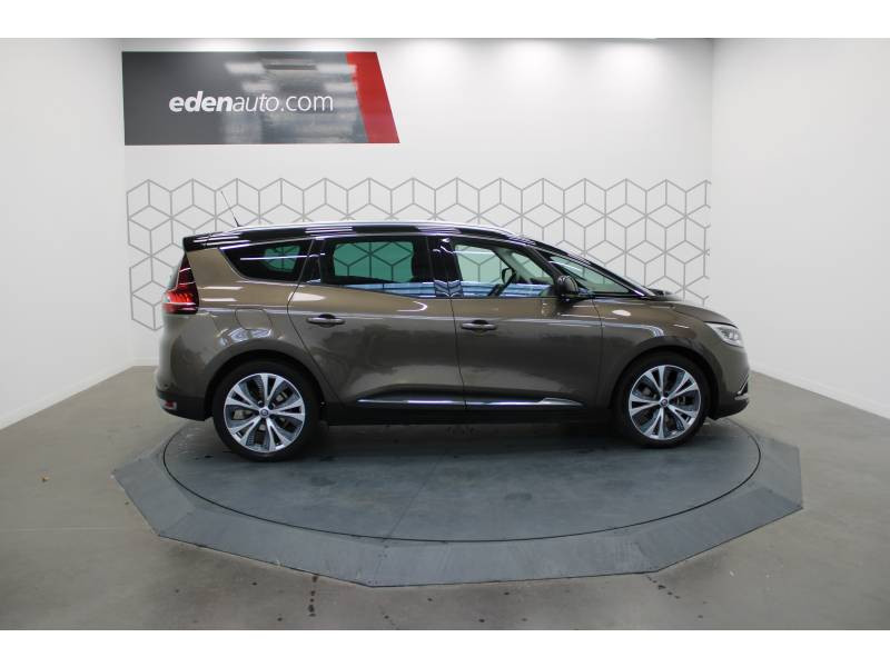 Renault Grand Scenic IV dCi 130 Energy Intens Marron occasion à LONS - photo n°2