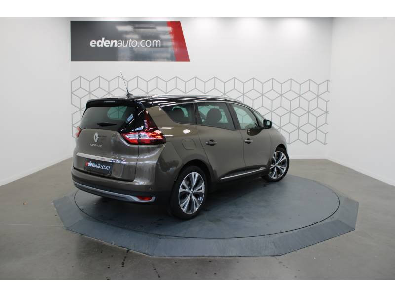 Renault Grand Scenic IV dCi 130 Energy Intens Marron occasion à LONS - photo n°3