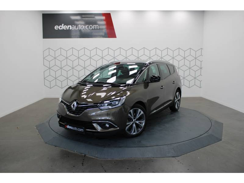 Renault Grand Scenic IV dCi 130 Energy Intens Marron occasion à LONS