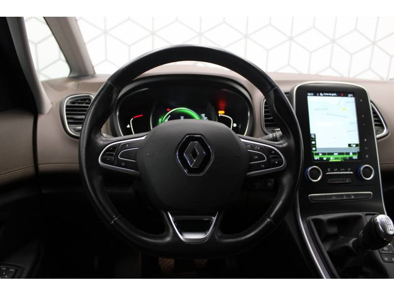 Renault Grand Scenic IV dCi 130 Energy Intens Marron occasion à LONS - photo n°5