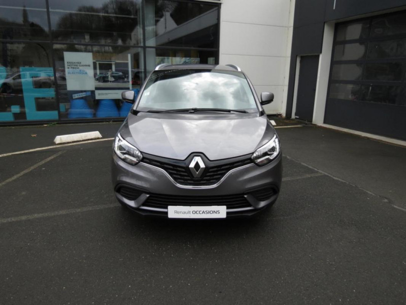 Renault Grand Scenic IV TCe 140 FAP Trend Gris occasion à CHATEAULIN - photo n°3