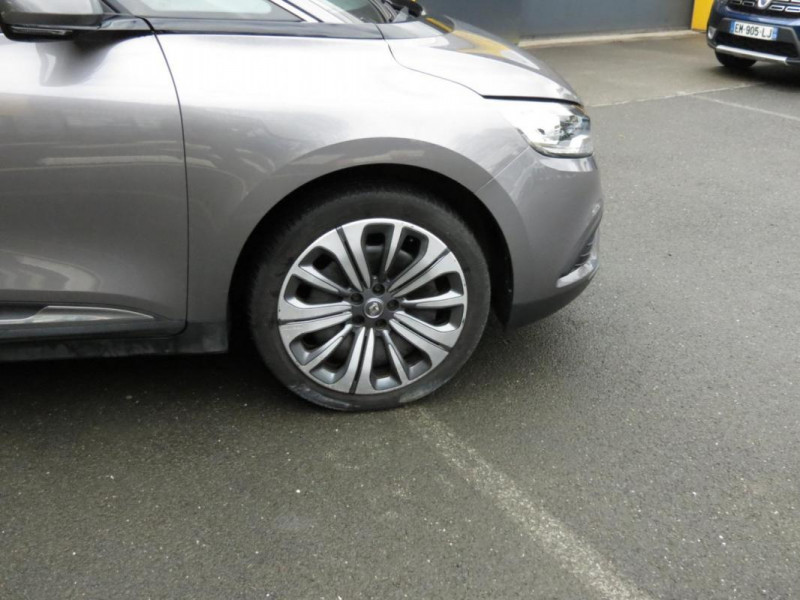 Renault Grand Scenic IV TCe 140 FAP Trend Gris occasion à CHATEAULIN - photo n°5