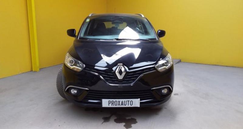 Renault Grand Scenic Scénic IV BUSINESS dCi 110 Energy 7 pl Noir occasion à Fontenay-le-vicomte - photo n°2
