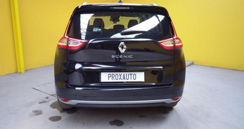 Renault Grand Scenic Scénic IV BUSINESS dCi 110 Energy 7 pl Noir occasion à Fontenay-le-vicomte - photo n°5