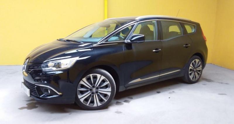 Renault Grand Scenic Scénic IV BUSINESS dCi 110 Energy 7 pl Noir occasion à Fontenay-le-vicomte