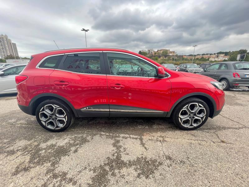 Renault Kadjar 1.2 TCe 130ch Intens - 80 000 Kms Rouge occasion à Marseille 10 - photo n°5