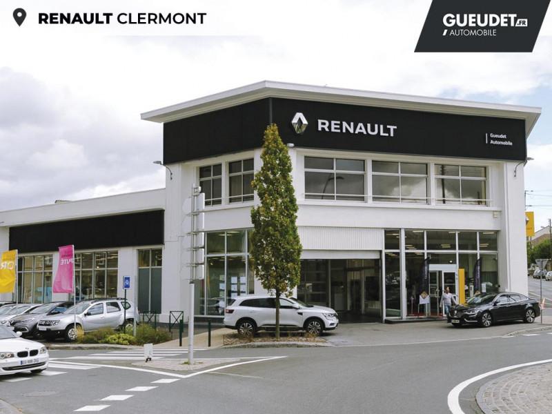 Renault Kadjar 1.3 TCe 140ch FAP Black Edition Blanc occasion à Clermont - photo n°16