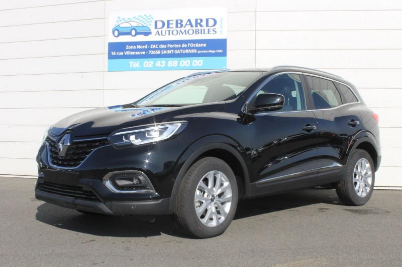 Renault Kadjar 1.3 TCE 140CH FAP GRAPHITE EDC Noir occasion à Saint-Saturnin